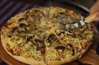 Feria de Vinilos y Pizza en Euskadi Bicicletas