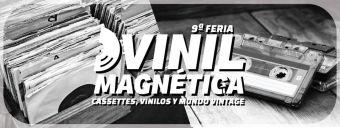 Feria Vinilmagnética en Centro Arte Alameda
