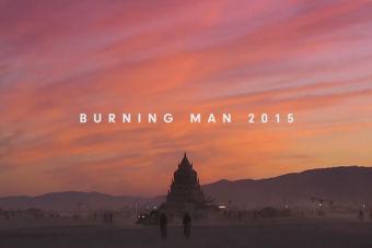 [Video] La originalidad del festival Burning Man 2015