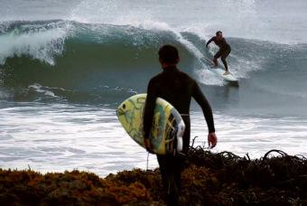 Surf en Chile: El camino a la ola