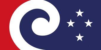 Nueva bandera de Nueva Zelanda plasma su identidad