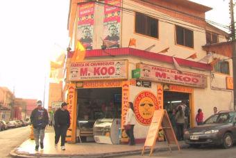 El Chumbeque una dulce tradición de Iquique
