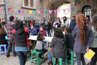 Día del Patrimonio en Museo de la Solidaridad