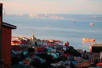 Puerto Montt y Valparaíso entre los 100 mejores destinos para visitar en 2016