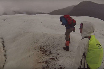 Experiencias: Caminando por Glaciar Exploradores, Campos de Hielo Norte, Chile