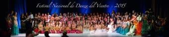XV Festival Danza Del Vientre Chile 2016