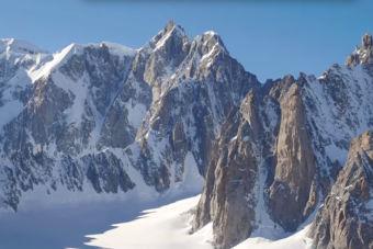 La panorámica del Mont Blanc de mayor resolución del mundo