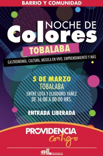 Noche de Colores 2016