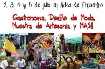 IX Encuentro Chilote de La Reina en Aldea del Encuentro