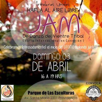 Hafla Jam, Danza del Vientre Tribal de Otoño