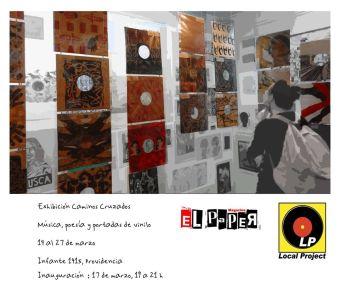 Exposición Caminos Cruzados 2016