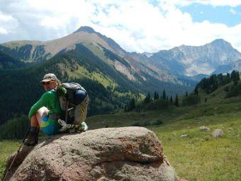 Senderista estadounidense cruzará América en increíble trekking desde Argentina a Alaska