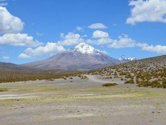 Recorriendo Chile: Parque Nacional Volcán Isluga