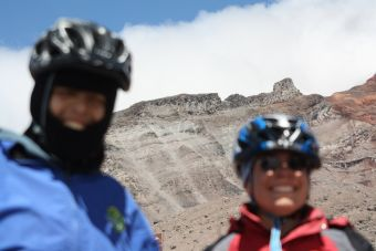 Chimborazo: una aventura en bicicleta
