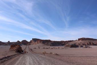 Mochileros por Sudamérica: San Pedro de Atacama, Chile