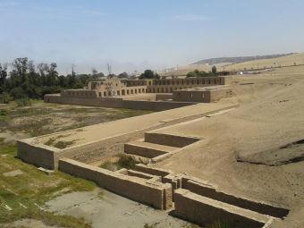 Imágenes inspiradoras: Templo de Pachacamac, Perú