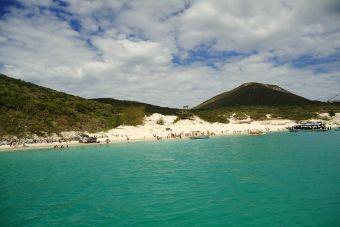 Arraial do Cabo: un paraíso de aguas turquesas en Brasil