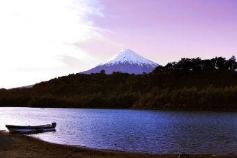 Recorriendo Chile: Lago Todos los Santos, Región de los Lagos