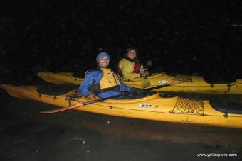 Mi experiencia: kayak nocturno en Río Maipo (Llolleo-San Antonio)