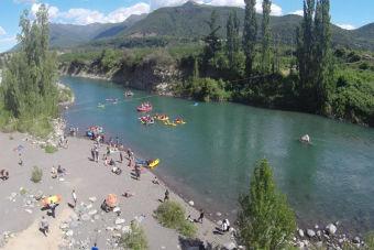 10 camping en locaciones espectaculares de Chile para disfrutar este verano
