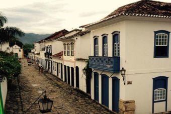 Historias de viaje: Paraty, Brasil