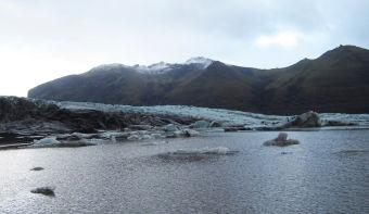Imágenes inspiradoras: Glaciar Vatnajökull en Islandia