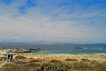 Mochileros por Sudamérica: Un día en Isla Damas, Chile