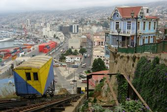 Recorriendo Chile: Valparaíso