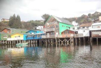 Recorriendo Chile: Castro, Chiloé