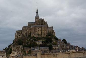Mi experiencia recorriendo el Monte Saint Michel