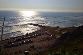 Mochileros por Sudamérica: Lima, playa y ciudad