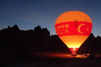 Historias de Viaje: Volando sobre Capadocia, Turquía