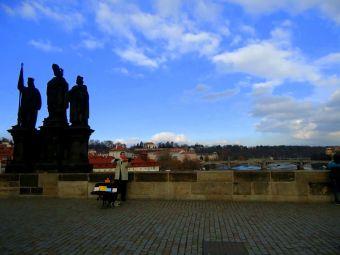 Imágenes inspiradoras: Charles Bridge en Praga