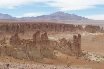 Recorriendo Chile: Salar de Tara