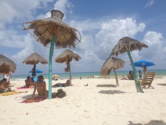 Mi experiencia en la Riviera Maya Parte I