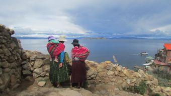 Imágenes inspiradoras: Desde la alturas de la Isla del sol, Bolivia