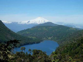 Recorriendo Chile: Parque Nacional Huerquehue