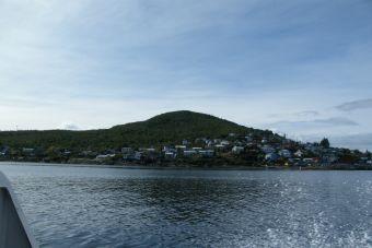 Recorriendo Chile: Puerto Chacabuco, Patagonia chilena
