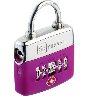 Birthday Lock, el candado con tu fecha de cumpleaños