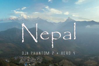 Imágenes inspiradoras: Kathmandu y Anapurnas en Nepal