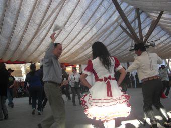 Fiesta Patrias Chilenas: La visión de un extranjero