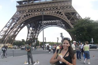 Cumpliendo un sueño: Conociendo la Tour Eiffel