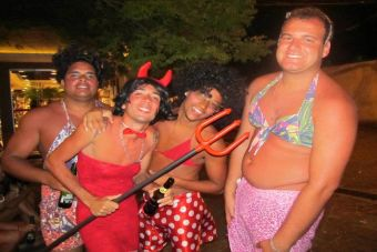Carnaval de Río de Janeiro en las calles, una fiesta inolvidable