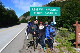 Viajes con amigos: Trekking en Cerro Castillo, reserva natural en plena Patagonia