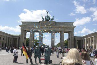 Un tour histórico por Berlín, una ciudad multifacética.