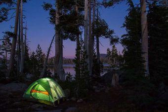 20 consejos para el campista de senderos y parques nacionales