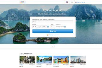 Review Agoda: reserva de hoteles y buenas ofertas
