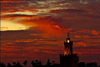 10 lugares que debes visitar en Marrakech