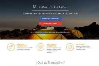 Review: Trampolinn intercambiando alojamiento y experiencias