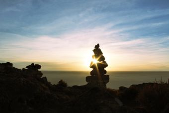 Imágenes inspiradoras: Amanecer en el Salar de Uyuni, Bolivia